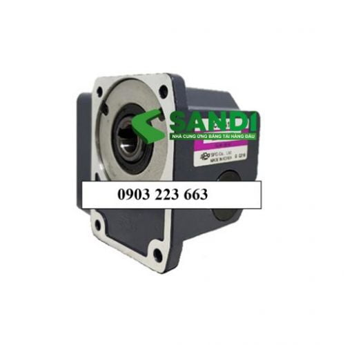 Hộp số giảm tốc cốt âm SPG cho động cơ SPG 25W