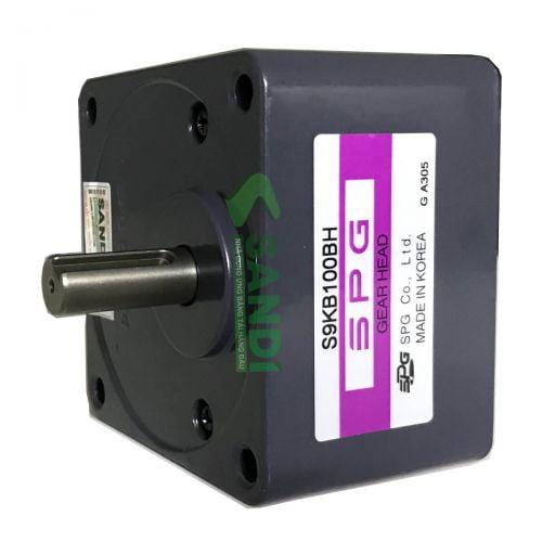 Hộp giảm tốc SPG S9KB100BH tỷ số truyền 1/100