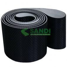 Băng tải nhám hạt dưa PVC 8.5mm
