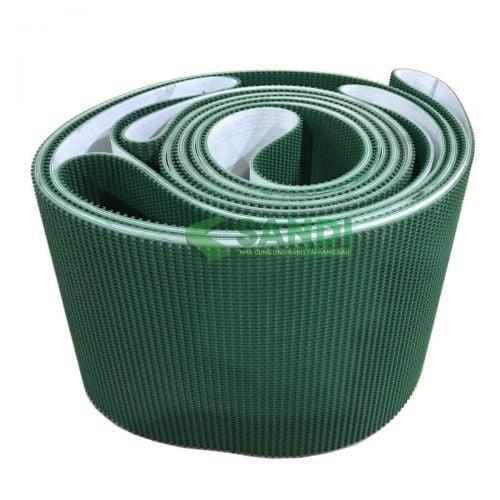 Băng Tải PVC Nhám Gai Dày 5mm