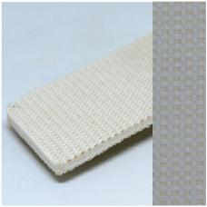 Băng tải PVC trắng 2 mặt cotton 4mm