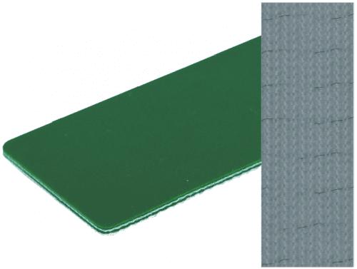 Băng tải PVC xanh 2mm chống tĩnh điện