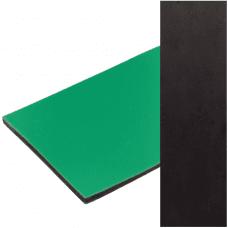 Thảm cao su ESD xanh đậm mặt bóng dày 2mm