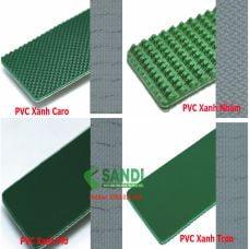 Băng Tải PVC Thông Dụng