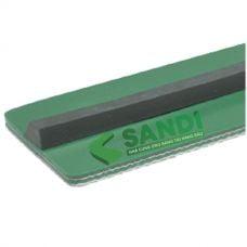 Gân băng tải PVC đen dạng V