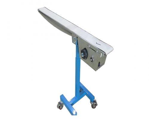 Đặc điểm cấu tạo của hệ thống băng tải chở sản phẩm đúc