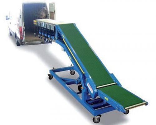 Đặc điểm và cấu tạo của hệ thống băng tải chuyển hàng hóa