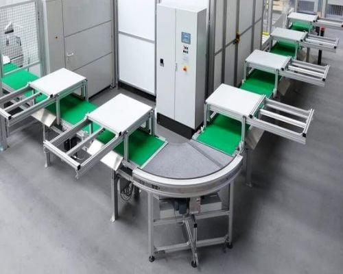 Hệ thống băng tải đếm sản phẩm là gì?