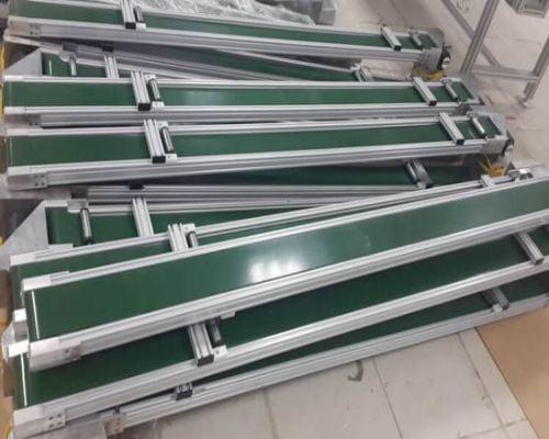 Giới thiệu băng tải mini do Sandi Việt Nam sản xuất