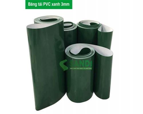 Băng tải nhựa PVC là gì