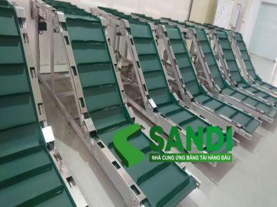 Băng tải PVC, băng tải lưới chịu nhiệt chất lượng cao