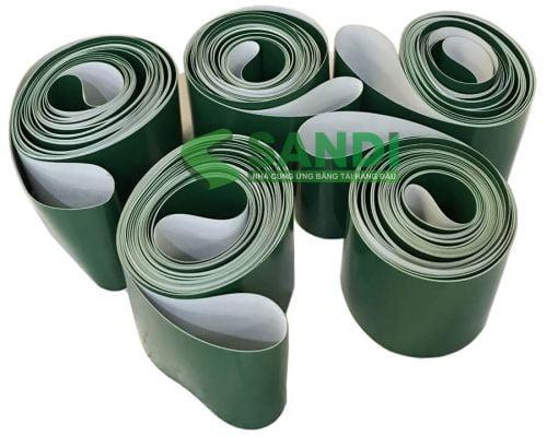 Tính năng và chất lượng dây băng tải của Sandi Việt Nam