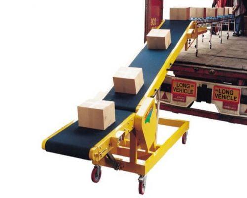 Ưu điểm và cấu tạo của hệ thống băng tải thùng carton
