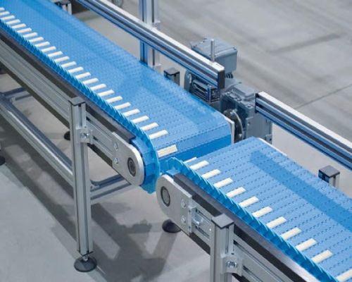 Băng tải xích nhựa - Ưu điểm và ứng dụng trong sản xuất